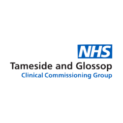 Tameside and Glossop CCG logo